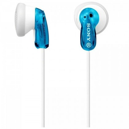 Sony MDR-E9LP Blue Stereo Earphone MDR-E9LP/L (Original) by Sony Malaysia