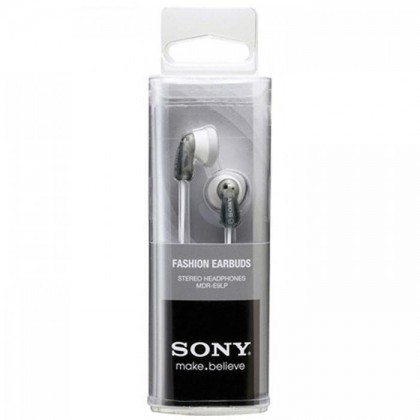 Sony MDR-E9LP Grey Stereo Earphone MDR-E9LP/H (Original) by Sony Malaysia