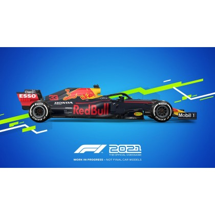 Sony PS5 Game F1 2021 / Formula 1 2021 The Official Videogame PlayStation 5 (Original)