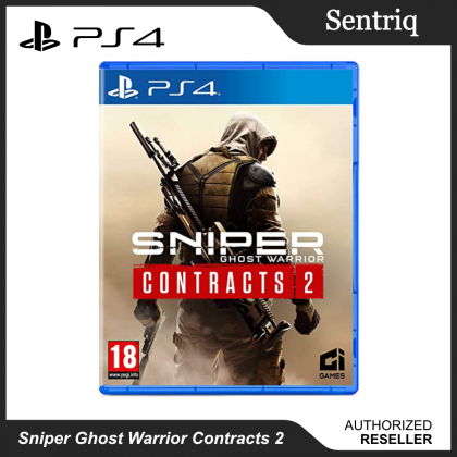 Sony PS4 Game Sniper Ghost Warrior Contracts 2 PlayStation 4 (Original) - R2