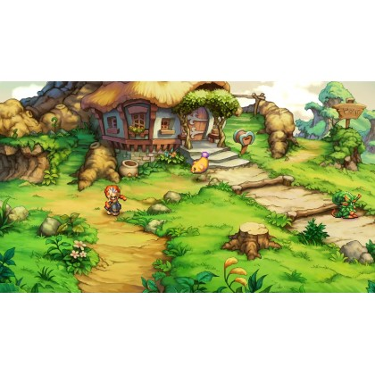 Nintendo Switch Game Legend of Mana [ASIA] (Original)