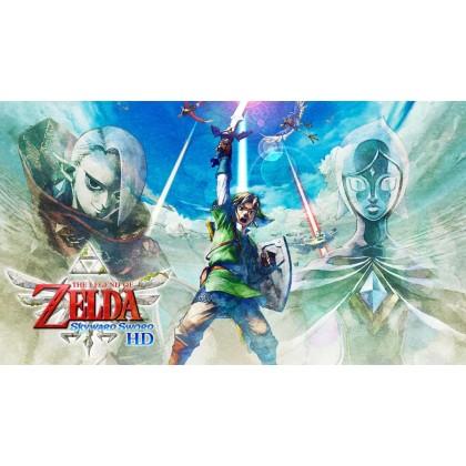 Nintendo Switch Game The Legend of Zelda : Skyward Sword HD (Original)