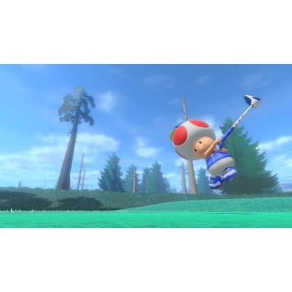 Nintendo Switch Game Mario Golf : Super Rush [US] (Original)