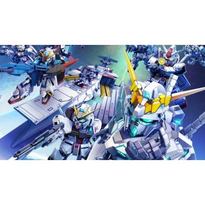 Sony PS4 Game SD Gundam G Generation Genesis PlayStation 4 (Original)